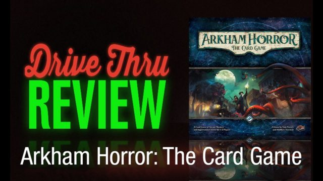 Arkham Horror: The Card Game Review