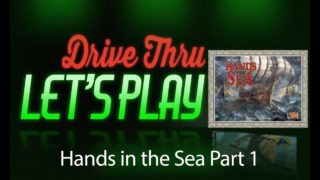 Drive Thru Hands in the Sea