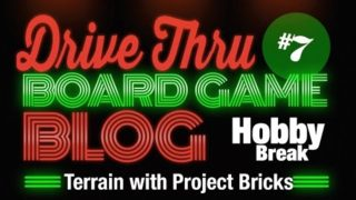 Hobby Break #7 – Terrain with Project Bricks