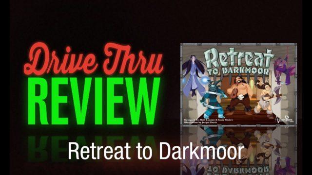 Retreat to Darkmoor Review