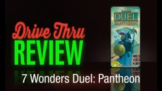 7 Wonders Duel: Pantheon Review