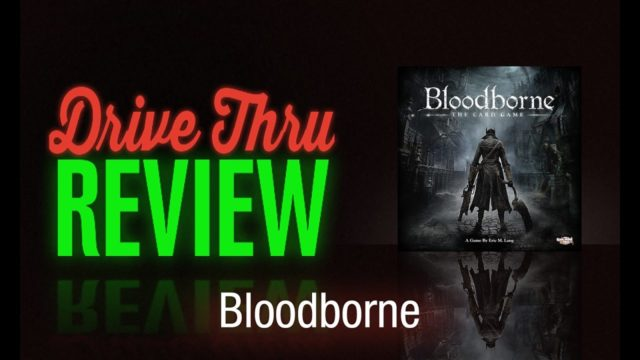 Bloodborne: The Card Game Review