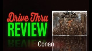 Conan Review