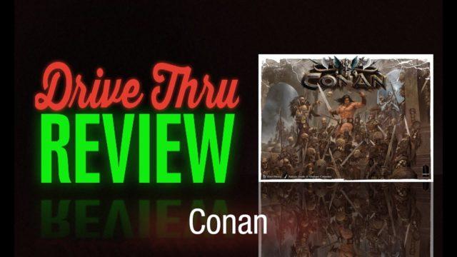 Conan Review