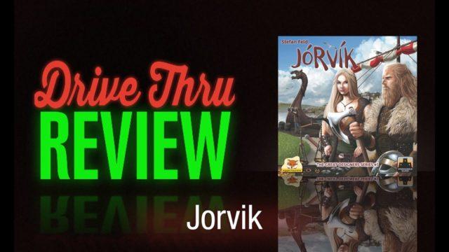 Jorvik Review
