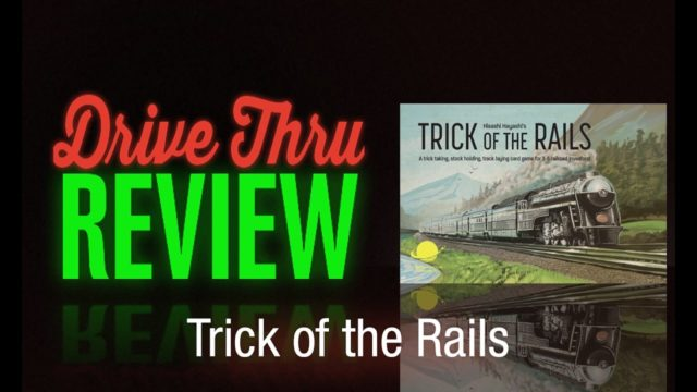 Trick of the Rails Review