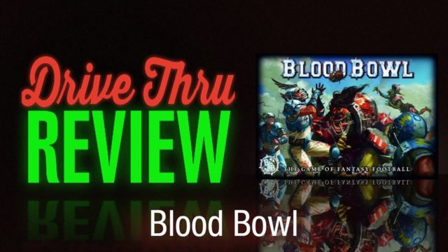 Blood Bowl (2016 Edition) Review