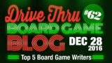 Top 5 Board Game Writers