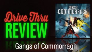 Gangs of Commorragh Review