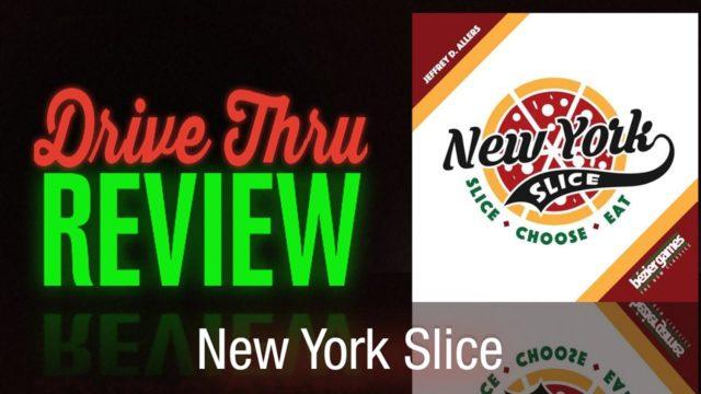 New York Slice Review