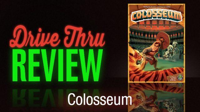 Colosseum Review