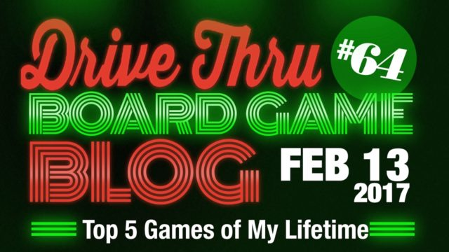 Video #1000 – Top 5 Games of My Lifetime