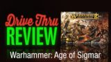 Warhammer: Age of Sigmar (and General's Handbook) Review