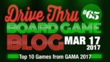 Top 10 Games from GAMA 2017