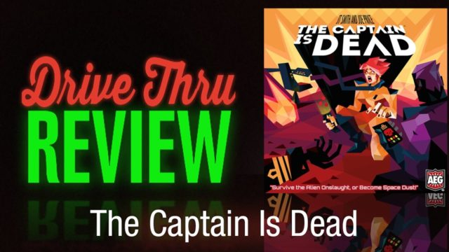 The Captain Is Dead Review