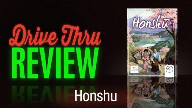 Honshu Review