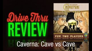 Caverna: Cave vs Cave Review