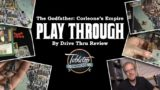 The Godfather: Corleone's Empire. A Play Through – Presented by Tabletop Showcase