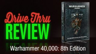 Warhammer 40,000: 8th Edition Rules Review