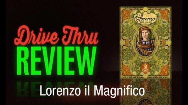 Lorenzo il Magnifico Review