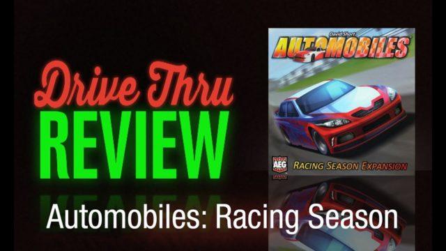 Automobiles: Racing Season Review