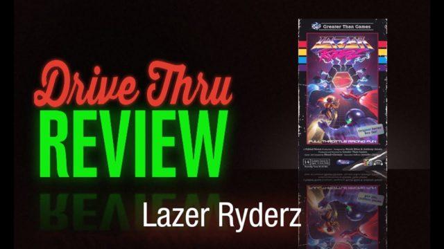 Lazer Ryderz Review