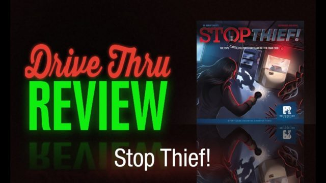 Stop Thief! Review