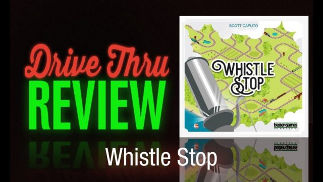 Whistle Stop Review